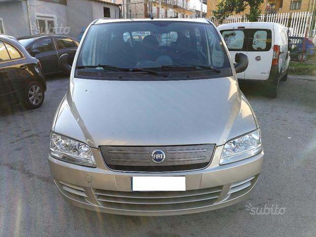 FIAT Multipla 1.6 16V Natural Power Dynamic KM C