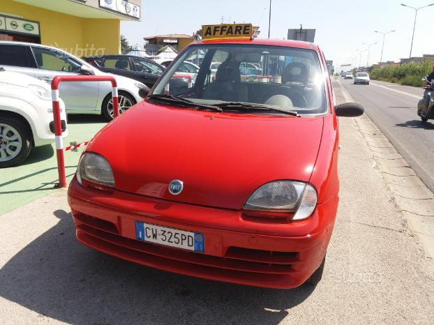Fiat 600 Clima & idroguida 2006