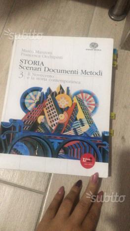 Storia scenari documenti e metodi