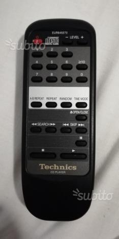 Telecomando Technics