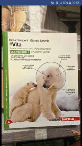 Vita libro di biologia