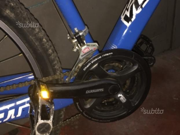 Bicicletta scott high voltage cambio shimano