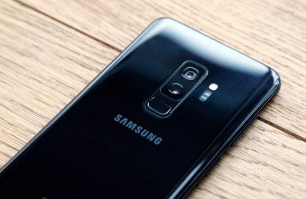 Samsung Galaxy S9 Plus Dual Sim 64GB Nero Black