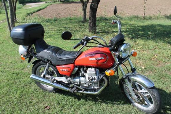 Moto Guzzi Altro modello - 1985