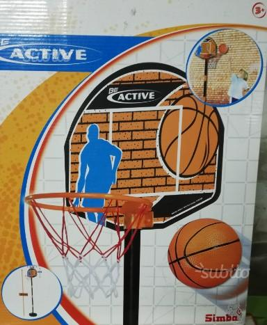 Canestro Basket e Porta Calcio