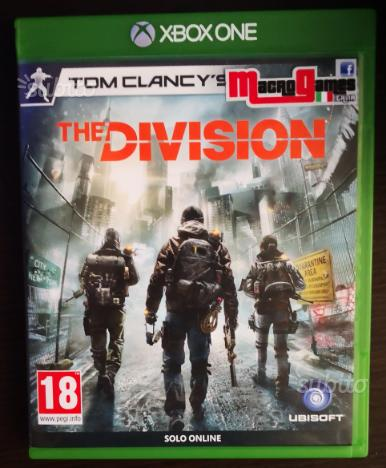 The division xbox one perfetto