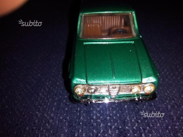 Alfa Romeo Giulia Ti Politoys