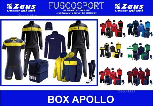Box calcio