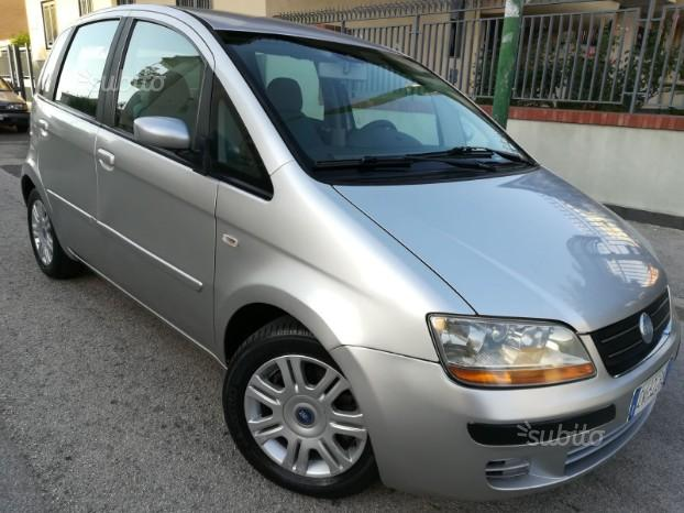 Fiat idea 1.9 multy jet perfetta e full 2005