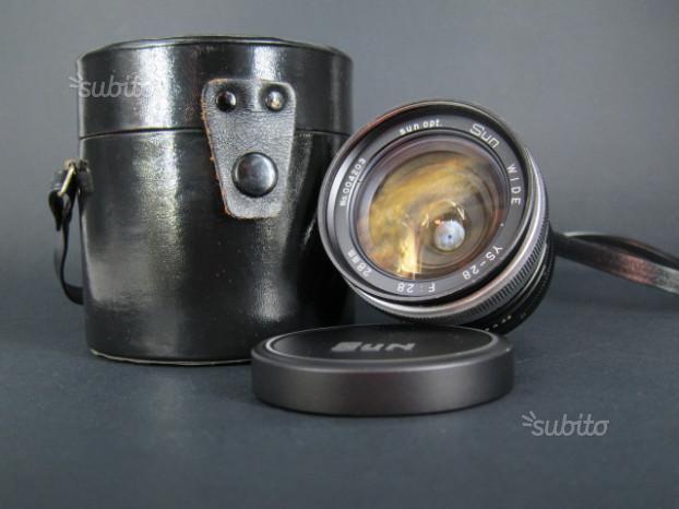 Sun Wide Auto 28mm f2.8
