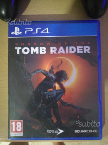 Shadow of the tomb rider ps4