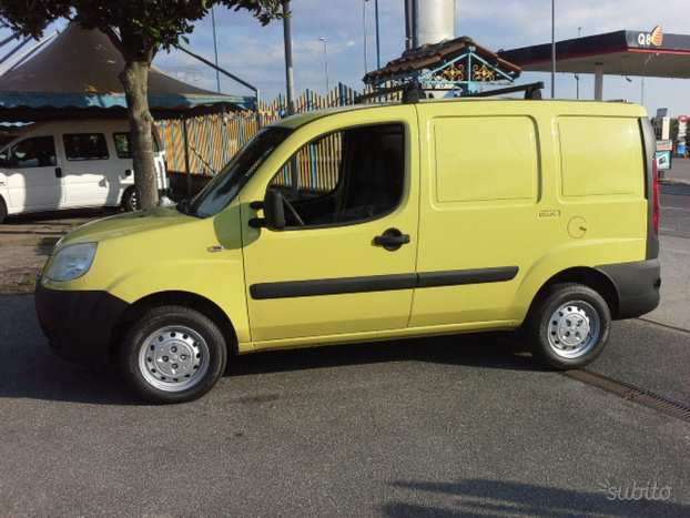 FIAT Metano DOBLO  Power  cargo