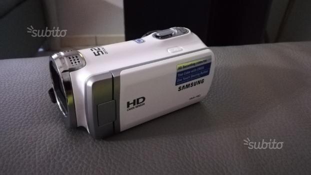 Videocamera Samsung hd