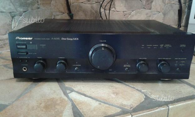 Amplificatore pionner