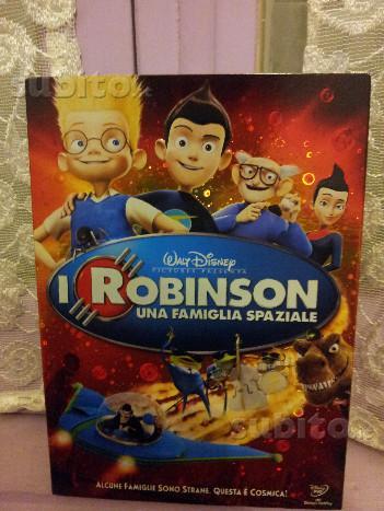 I robinson una famiglia spaziale