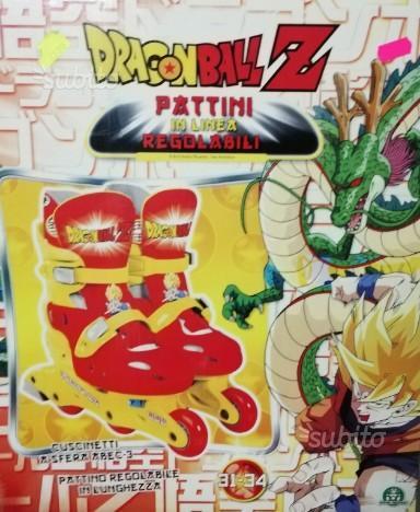 Pattini dragonball Z