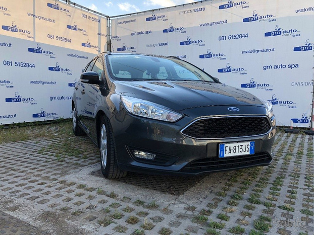 FORD Focus 1.5 TDCi 120 CV Start&Stop SW Plus