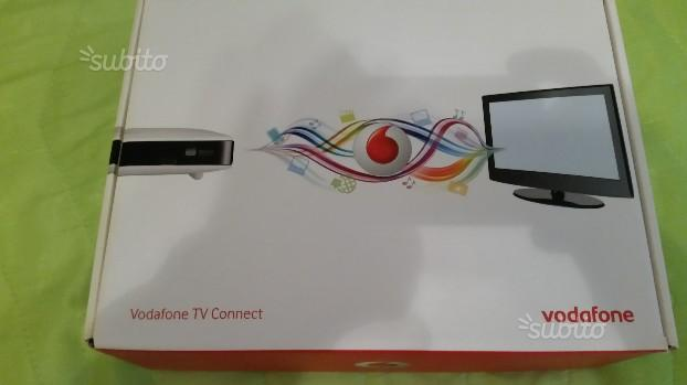 Vodafone tv connect