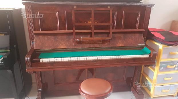 Pianoforte verticale F.Kaim & Sohn Kirchheim Stutt
