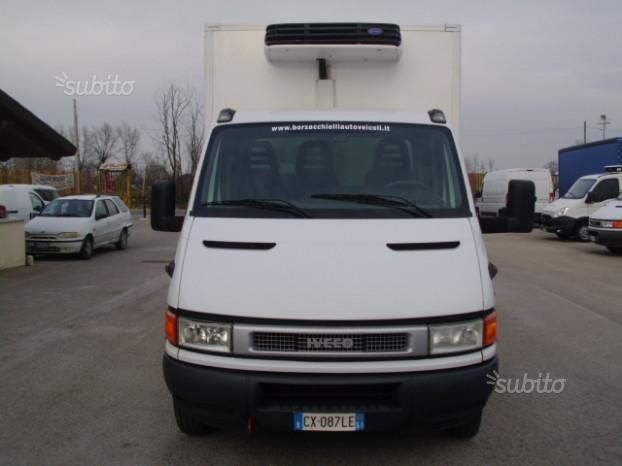Iveco Daily 35c12hpi16v Cassa Isotermica NuovaFRCX