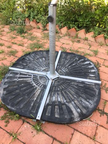 Base per ombrellone