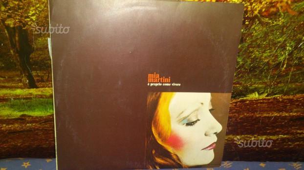 """Lp 33 giri""""Mia Martini-E' proprio come vivere""""1974"""