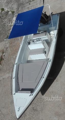 Barca 5,40 mt