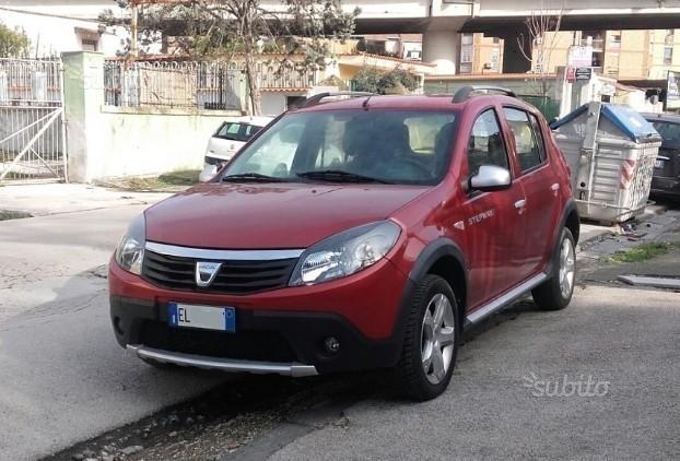 Dacia Sandero Stepway 1.5 Dci 90cv Euro 5