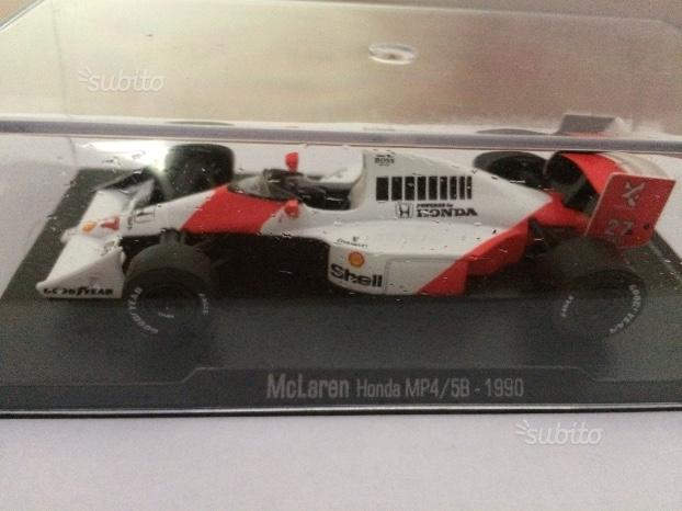 McLaren Honda F1 MP4/5B 1990