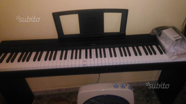 Pianola digitale yamaha