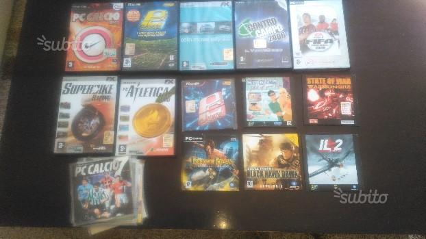 34 Giochi per PC