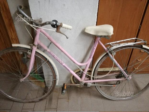 Bicicletta BIANCHI d'epoca