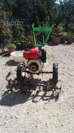Motozappa diesel