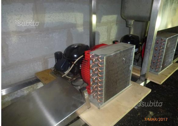 Motore frigo completo seminuovo