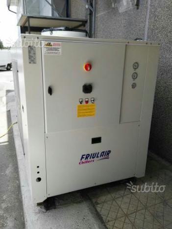 Chiller (Refrigeratori ad acqua)
