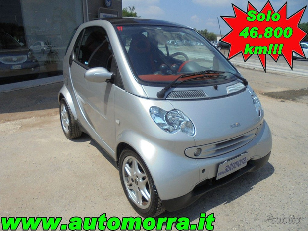 SMART ForTwo 600 passion (40 kW) n°17