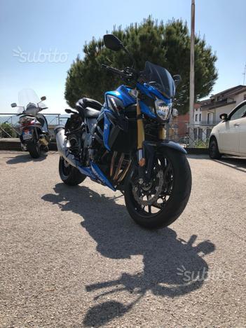 Suzuki GSX- S750