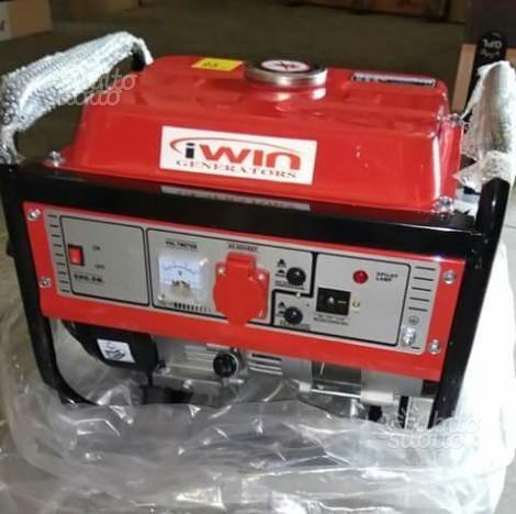 Generatore 1000 watt motore 4 tempi