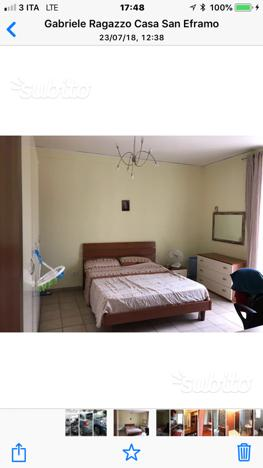 Appartamento o posti letto ammobiliato