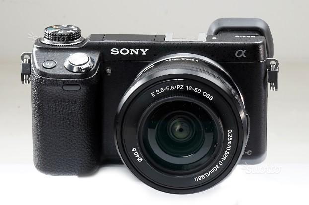 Sony NEX6 + 16 50