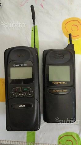 Telefonini vintage