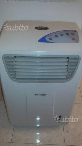 Termo ventilatore funzionante