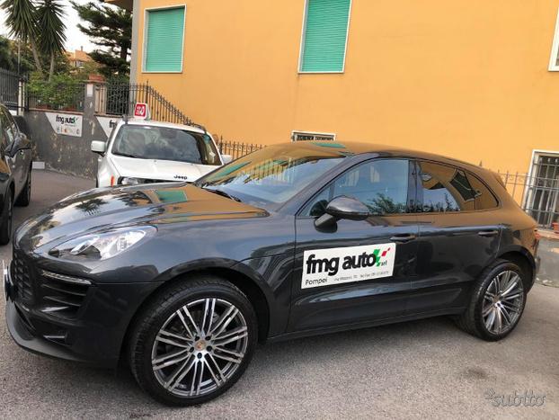 Porsche Macan XENO NAVI RESTYLING