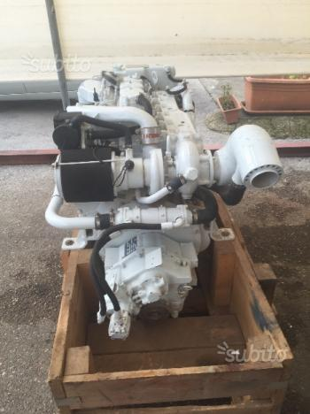 Motore FPT Iveco 280 cv diesel NUOVO