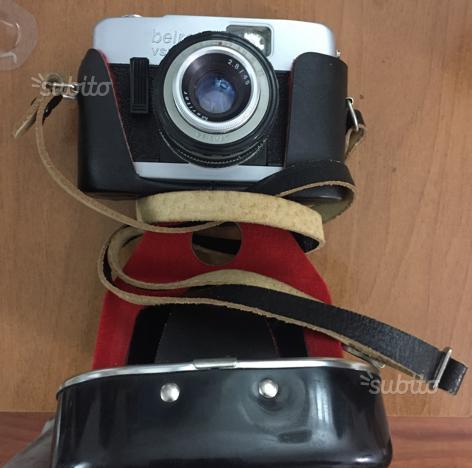 Fotocamere beirette, fujifilm, amstrad
