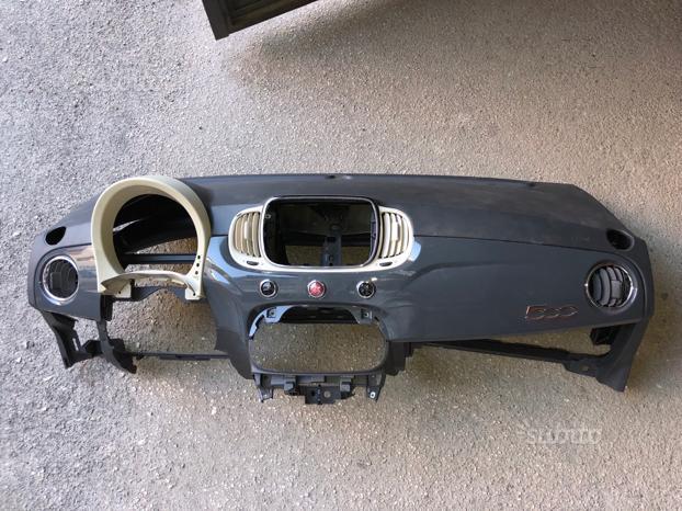 Airbag completo fiat 500 ultimo modello