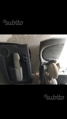 Tappezzeria Fiat 500