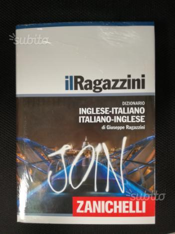 Il Ragazzini.Dizionario inglese
