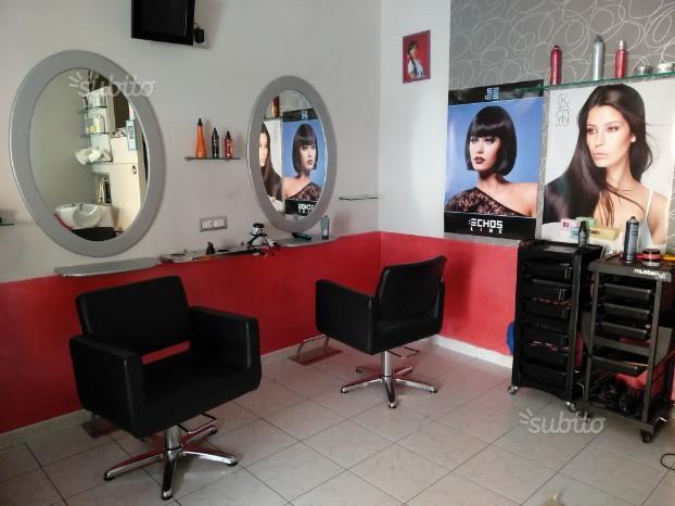 Arredamento parrucchiere