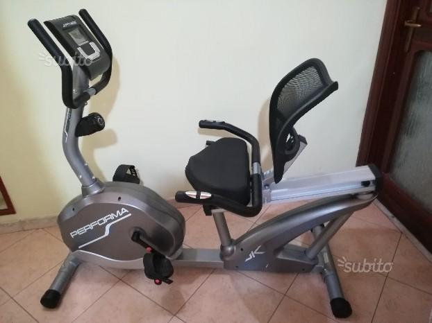 Cyclette JK Fitness PARI AL NUOVO